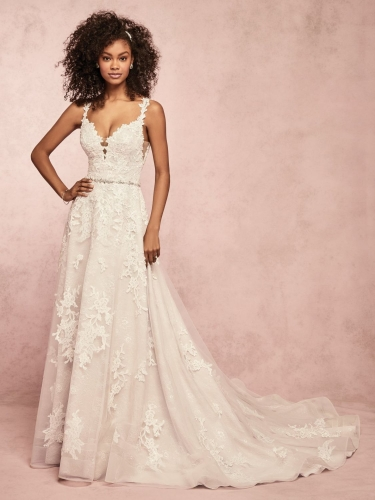 Lace Gown 118898