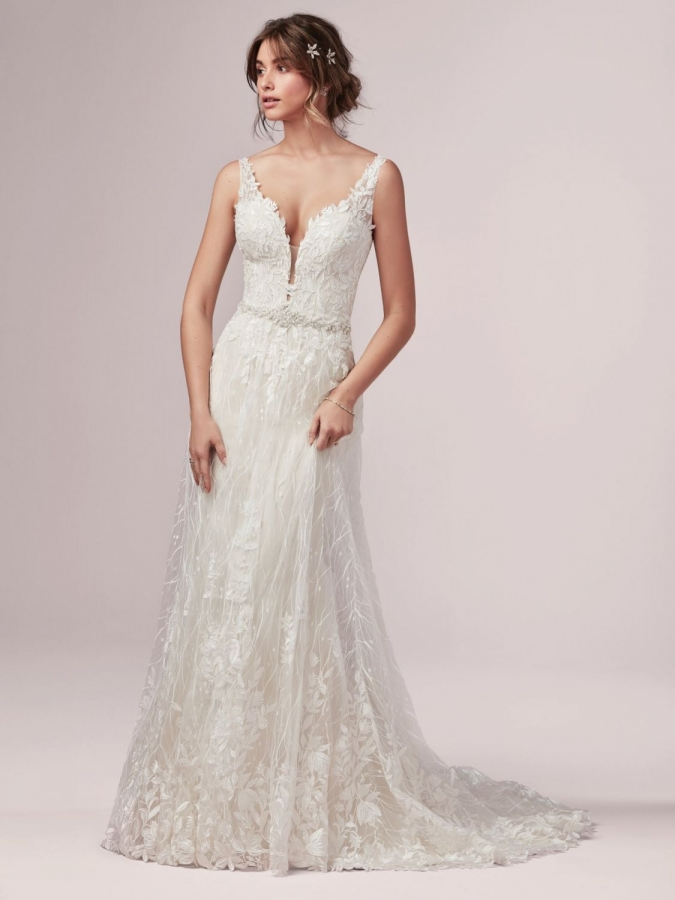 Lace Gown 119366