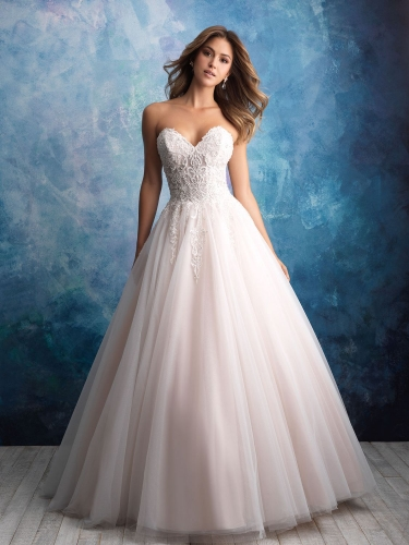 Tulle Gown 118556