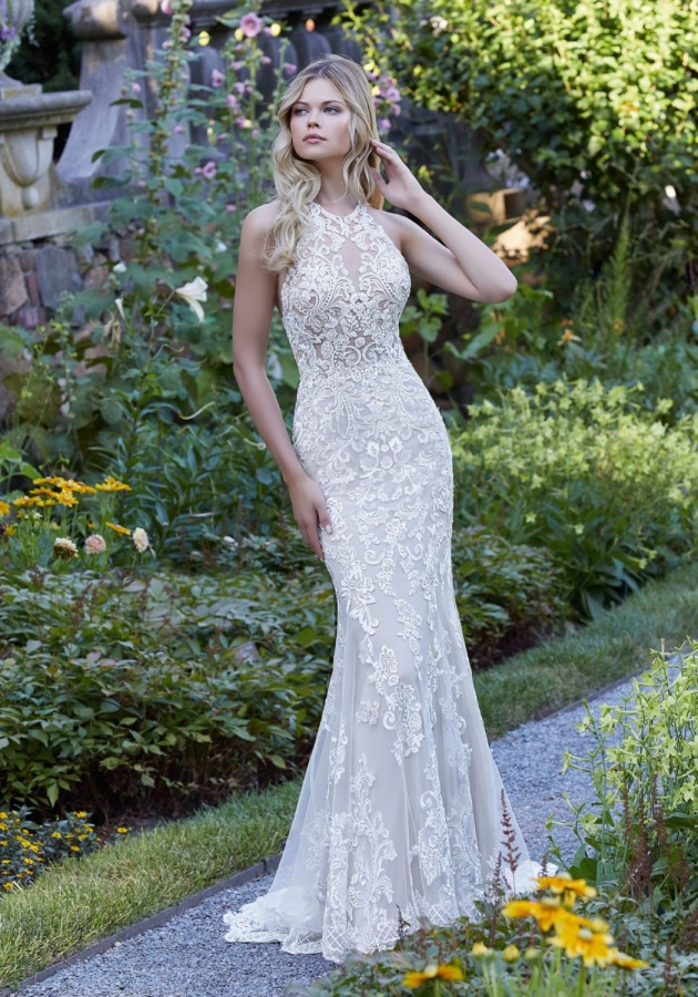 Lace Gown 118899