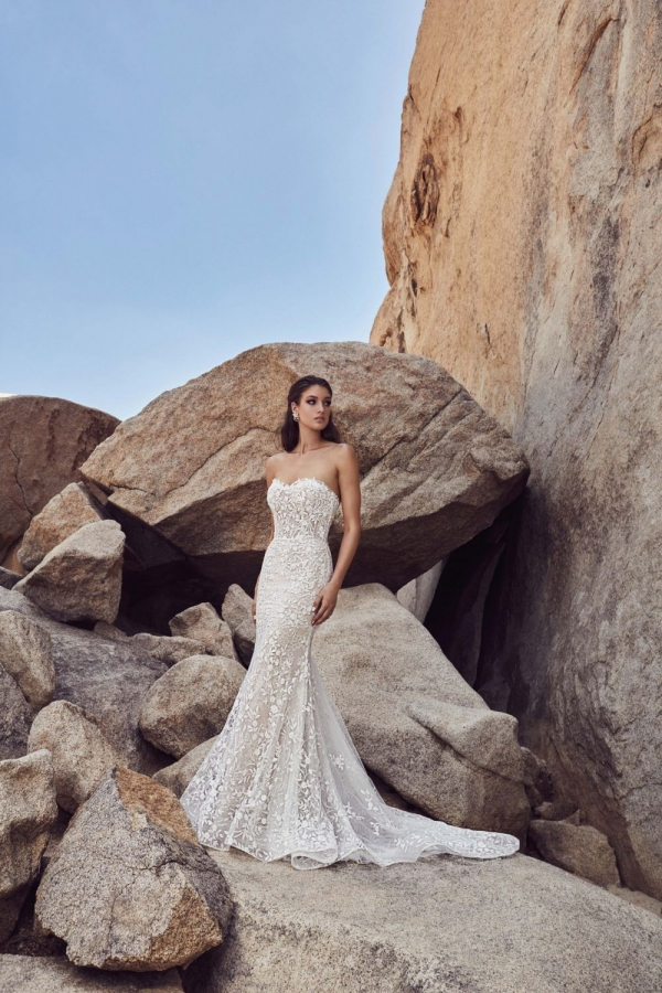 Lace Gown 118936