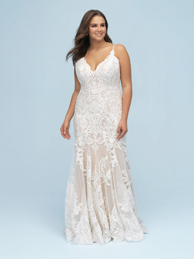 Lace Gown 118910